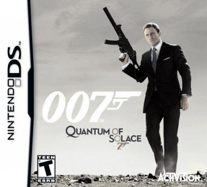 007 - Quantum of Solace image